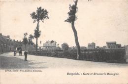 REXPOEDE - Gare Et Brasserie Behagne - Autres Communes