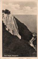 INSEL RUGEN-KONIGSTUHL- VIAGGIATA 1953 -REAL PHOTO - Ruegen
