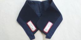 Colletto Vintage ANC Ass. Nazionale Carabinieri In Tela Nera Anni '60 Ottimo - Uniform