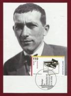 BRD 1998  Mi.Nr. 2004 , Marcel Breuer - Design In Deutschland - Hagenbach Maximum Card - Stempel Bonn 20.08.1998 - [7] Federal Republic
