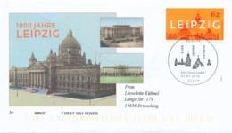 GERMANY Mi. Nr. 3164 1000 Jahre Leipzig  -FDC - FDC: Covers