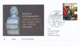 GERMANY Mi. Nr. 3184 Schätze Aus Deutschen Museen  -FDC - FDC: Enveloppes