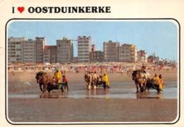 Oostduinkerke - Pêcheurs De Crevettes à Cheval - Oostduinkerke