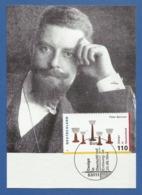 BRD 1998  Mi.Nr. 2001 , Peter Behrens - Design In Deutschland - Hagenbach Maximum Card - Stempel Bonn 20.08.1998 - [7] Federal Republic