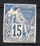 Col17  Emissions Générales N° 51 Non Dentelé Neuf (X) No Gum Bande Journaux   Cote : >>> Euros - Alphée Dubois