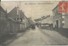 Grenouilly   Partie  Basse De La  Grande Rue .   Animation - Frankreich