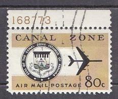 G2057 - PANAMA CANAL ZONE AERIENNE Yv N°48 - Kanalzone