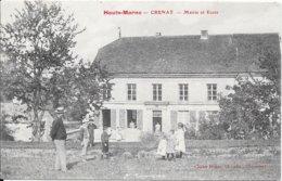 CRENAY - Mairie Et Ecole - Frankrijk