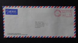 Australia - 1974 - Freistempel - 0.30 - 11 6 74 - Melbourne - Look Scan - 1966-79 Elizabeth II