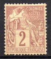 Col17  Emissions Générales N° 47 Neuf (X) No Gum  Cote : 6 Euros - Alphée Dubois
