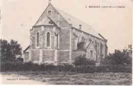 Mesquer - L'Église - Mesquer Quimiac