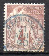 Col17  Emissions Générales N° 48 Oblitéré Réunion Cote : 6 Euros - Alphée Dubois