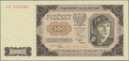 Poland / Polen: 500 Zlotych 1948, P.140 In UNC Condition. - Poland