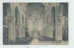 Vitry-en-Artois (62) : L'intérieur De L'église La Nef Env 1910 PF. - Vitry En Artois