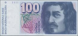 Switzerland / Schweiz: 100 Franken 1988, P.57i In Perfect UNC Condition. - Suisse