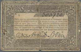 Deutschland - Altdeutsche Staaten: Ritterschaftliche Privatbank In Pommern, Stettin 1 Reichsthaler O - [ 1] …-1871 : Etats Allemands