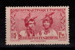 Martinique - YV 181 N** - Unused Stamps