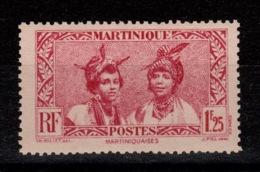 Martinique - YV 181 N** - Martinique (1886-1947)