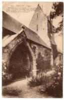 CAROLLES - L'église - Autres Communes