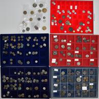 Antike: Hübsches Konvolut Von Circa 250 Silber- Und Bronzemünzen Der Antike; Griechische Münzen, Röm - Antike