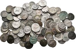 Antike: Römische Kaiserzeit. Lot-über 110 Stück; Antoniniane - Meistens 3. Jahrhundert Nach Chr., Vi - Antike