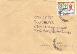 Burkina Faso 2015 Bobo-Dioulasa AIDS HIV Disease Health Cover - Burkina Faso (1984-...)