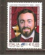 Italia-Italy Yvert Nº 3106 (usado) (o) (pliegue) - 2001-10: Usados
