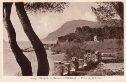 83 LA SEYNE SUR MER FABREGAS PLAGE DE LA VERNE CLICHE UNIQUE - La Seyne-sur-Mer