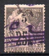Col17  Emissions Générales N° 53 Surcharge 5 Cts Greffe Oblitération Manuscrite Cote : >>> Euros - Alphée Dubois