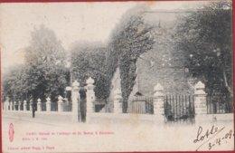 Gent Ruines De L' Abbaye De St. Bavon X Exterieur Sint-Baafsabdij Editeur Albert Sugg Serie 1 Nr. 160 (Ouderdomsvlekjes) - Gent