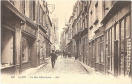 Dépt 02 - LAON - La Rue Châtelaine - ND N° 159 - Laon