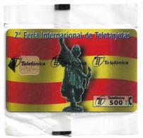 Spain - Telefónica - 2a Feria It Telebarna'97 - P-308 - 11.1997, 5.500ex, NSB - España