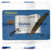 Spain - Telefónica - 59a Feria Del Libro - P-433 - 05.2000, 4.100ex, NSB - Privé-uitgaven