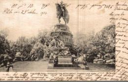 ETATS-UNIS PHILADELPHIA  WASHINGTON MONUMENT  FAIRMOUNT PARK - Philadelphia