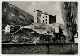 VILLALAGARINA   CASTELLANO M. 780   IL  CASTELLO   (VIAGGIATA) - Italia