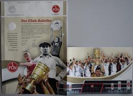 Alte Aktien / Wertpapiere: DEUTSCHLAND, Nürnberg. 1. FCN. Inhaberschuldverschreibung # 00277 über 50 - Hist. Wertpapiere - Nonvaleurs