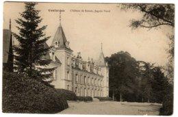 COULANGES - Château De Rocon, Façade Nord - Otros Municipios