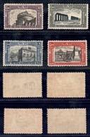 Regno - 1928 - Milizia II (220/223) - Serie Completa - Gomma Originale (140) - Non Classificati