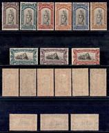 SAN MARINO - 1918 - Pro Combattenti (54/62) - Serie Completa - Gomma Originale (90) - Non Classificati