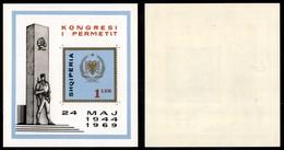 ALBANIA - 1969 - Foglietto Partigiani (block 37) - Gomma Integra (35) - Non Classificati