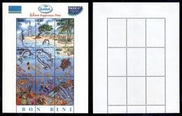 ARUBA - 1997 - Foglietto Esibizione Filatelica Pacific 97 (block 1) - Gomma Integra (19) - Non Classificati