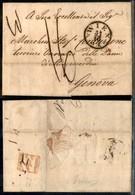 AUSTRIA - Vienna 31.10.1853 – Lettera Per Genova – Tassata - Non Classificati