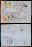 AUSTRIA - Lettera Da Trieste A Livorno Del 22.11.64 (25+25+34) - Indirizzo Ritagliato - Da Esaminare - Non Classificati