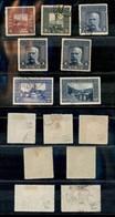 AUSTRIA - Bosnia Erzegovina - 1906/1912 - 7 Valori Del Periodo (42/44+2x60+51/62) - Nuovi E Usati - Da Esaminare (48) - Non Classificati