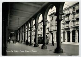 CUNEO   CORSO  NIZZA   PORTICI          (VIAGGIATA) - Cuneo