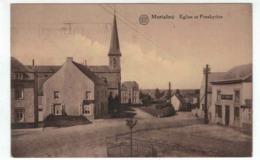 Florennes - Morialmé - Eglise Et Presbytère - Ed. Albert - Dricot Maroit - Florennes