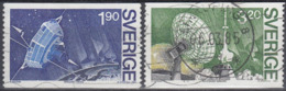 SUECIA 1984 Nº 1287/88 USADO, SE MANDARA EL ARTICULO DE LA FOTOGRAFIA - Suecia
