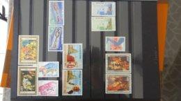Collection Timbres Du TCHAD Dont Des Doubles Superposés. Idéal Pour Thématiques A Saisir !!! - Stamps