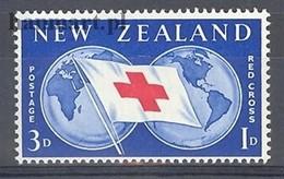 New Zealand 1959 Mi 385 MNH ( ZS7 NZL385 ) - Non Classificati