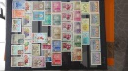 Collection Timbres D'AFGHANASTAN Dont Des Doubles Superposés. Idéal Pour Thématiques A Saisir !!! - Timbres
